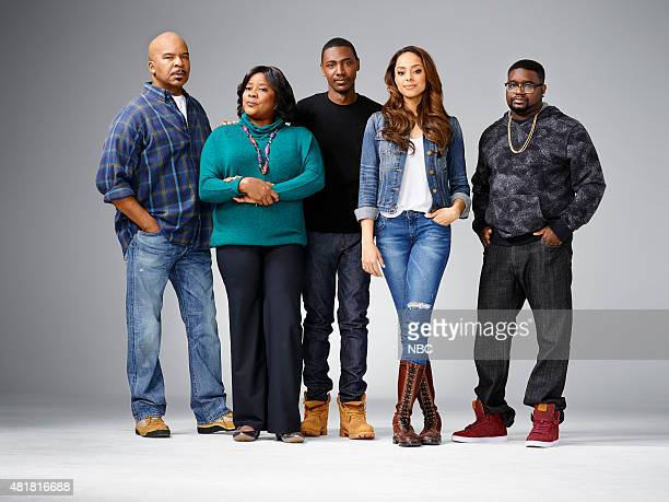 1 Pictured David Alan Grier as Joe Carmichael Loretta Devine as Cynthia Carmichael Jerrod Carmichael as Himself Amber Stevens West as Maxine Lil Rey...