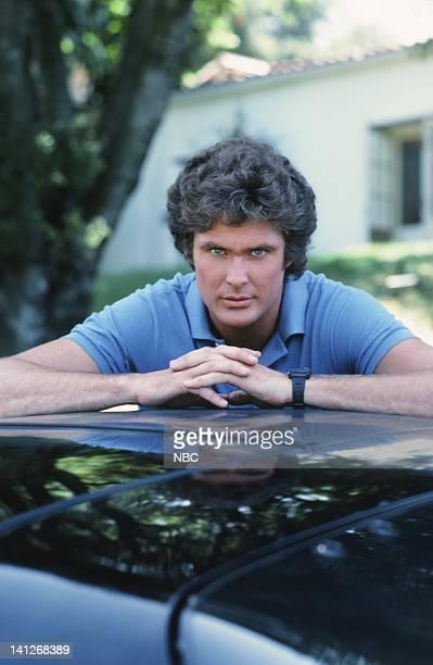 David Hasselhoff as Michael Knight Photo by Frank Carroll/NBCU Photo Bank