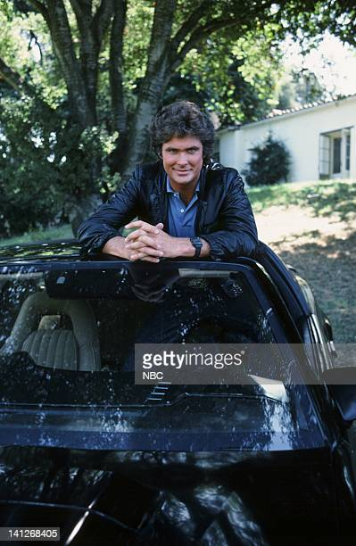 David Hasselhoff as Michael Knight Photo by Frank Carroll/NBCU Photo Bank