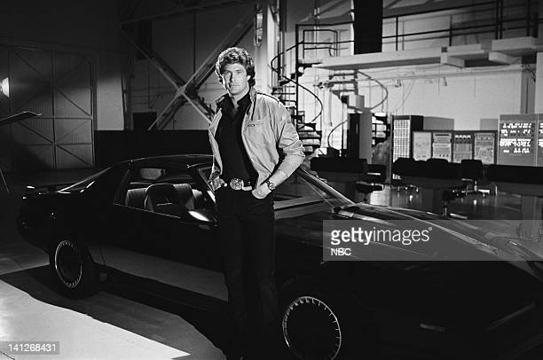 David Hasselhoff as Michael Knight Photo by Ron Tom/NBCU Photo Bank