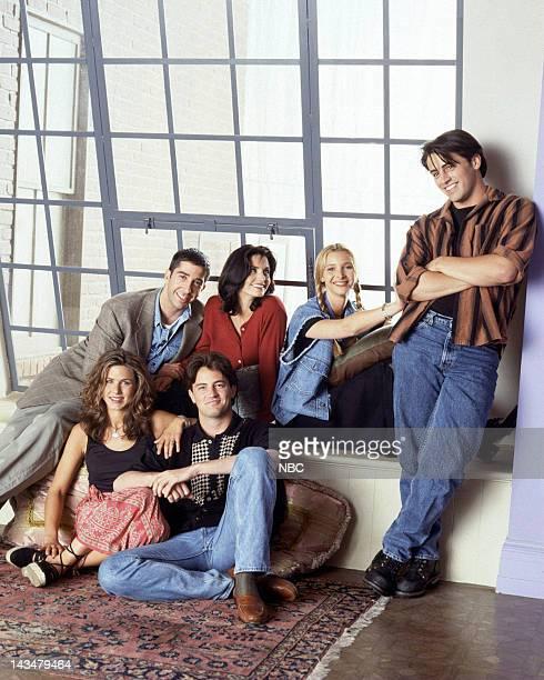 DAvid Schwimmer as Ross Geller Courteney Cox as Monica Geller Lisa Kudrow as Phoebe Buffay Matt LeBlanc as Joey Tribbiani Jennifer Aniston as Rachel...