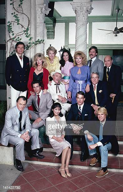 David Selby as Michael Tyrone Morgan Fairchild as Constance Weldon Semple Carlyle Barbara Rush as Eudora Weldon Christina Raines as Lane Ballou...
