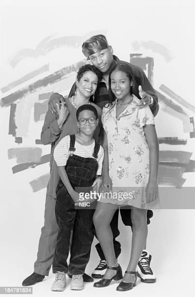 Debbie Allen as Jackie Warren LL Cool J as Marion Hill Maia Campbell as Tiffany Warren and Jefffery Wood as Austin Warren