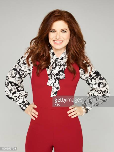 1 Pictured Debra Messing as Grace Adler
