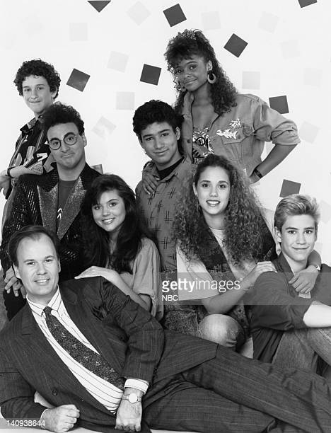 Dennis Haskins as Mr Richard Belding Tiffani Thiessen as Kelly Kapowski Ed Alonzo as Max Dustin Diamond as Screech Powers Lark Voorhies as Lisa...