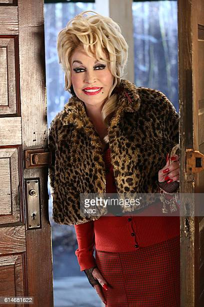 CIRCLE OF LOVE Season 1 Pictured Dolly Parton as The Painted Lady