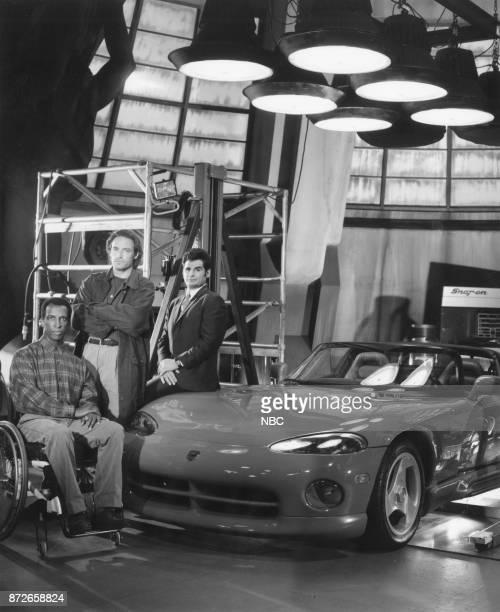 Dorian Harewood as Julian Wilkes James McCaffrey as Joe Astor Joe Nipote as Frankie Waters