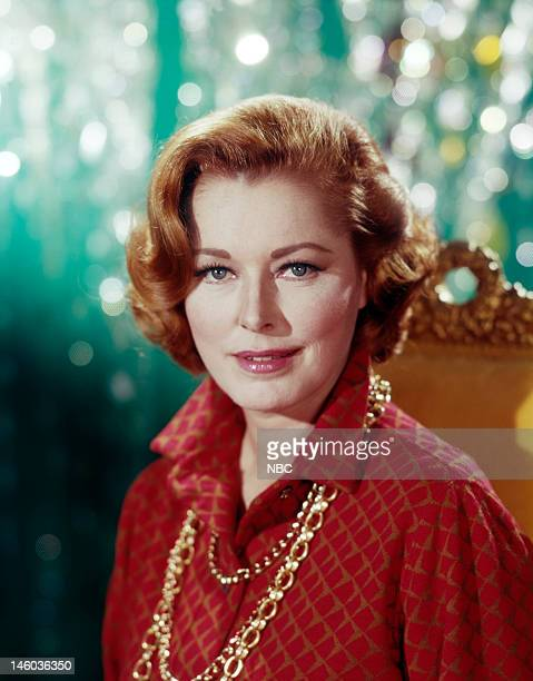 Eleanor Parker as Sylvia Caldwell