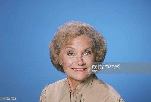 Estelle Getty as Sophia Petrillo Photo by Herb Ball/NBCU Photo Bank