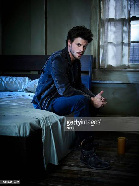 1 Pictured Francois Arnaud as Manfred
