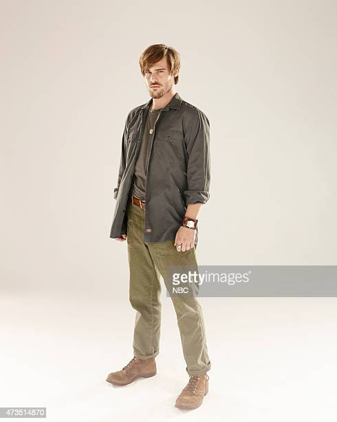 1 Pictured Grey Damon as Shafe