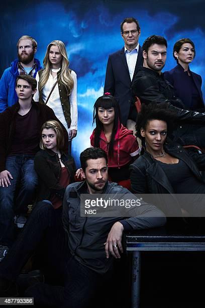 1 Pictured Henry Zebrowski as Quentin Frady Robbie Kay as Tommy Clarke Danika Yarosh as Malina Gatlin Green as Emily Zachary Levi as Luke Collins...