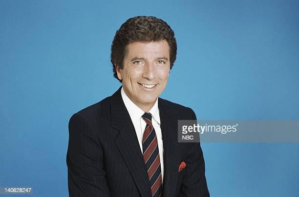 host Bert Convy Photo by Ron Tom/NBCU Photo Bank