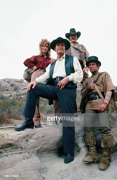 James Garner as Bret Maverick Darleen Carr as Mary Lou ML Springer Ed Bruce as Tom Guthrie Stuart Margolin as Philo Sandeen