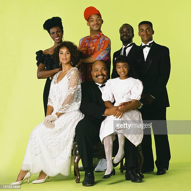 Janet Hubert as Vivian Banks Karyn Parsons as Hilary Banks Will Smith as William 'Will' Smith James Avery as Philip Banks Tatyana Ali as Ashley Banks...