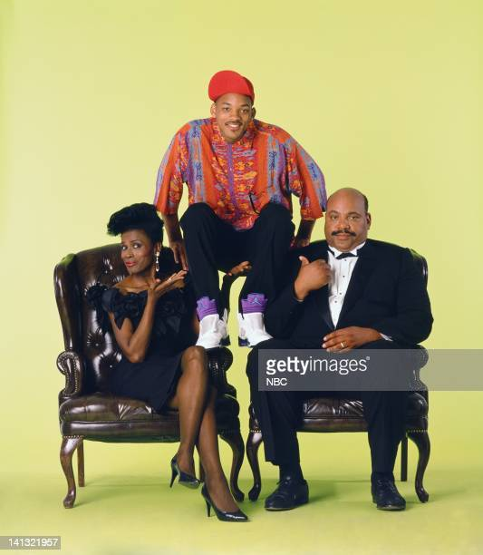 Season 1 -- Pictured: Janet Hubert as Vivian Banks, Will Smith as William 'Will' Smith, James Avery as Philip Banks -- Photo by: Chris Cuffaio/NBCU...