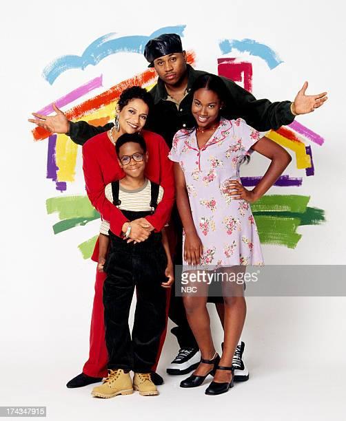 Jeffery Wood as Austin Warren Debbie Allen as Jackie Warren LL Cool J as Marion Hill Maia Campbell as Tiffany Warren