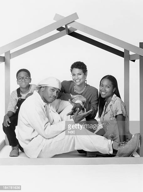 Jeffery Wood as Austin Warren LL Cool J as Marion Hill Debbie Allen as Jackie Warren and Maia Campbell as Tiffany Warren