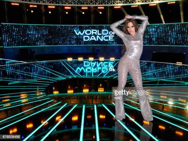 1 Pictured Jennifer Lopez