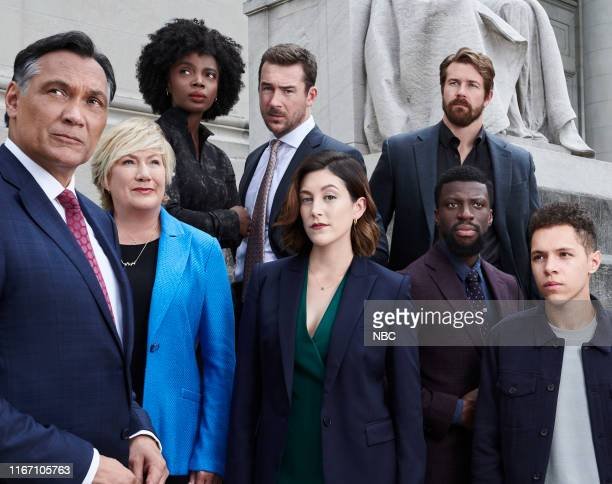 1 Pictured Jimmy Smits as Elijah Strait Jayne Atkinson as Della Bedford MaameYaa Boafo as Briana Johnson Barry Sloane as Jake Reilly Caitlin McGee as...