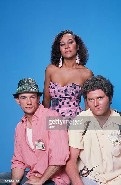Season 1 -- Pictured: John Diehl as Detective Larry Zito, Olivia Brown as Detective Trudy Joplin, Michael Talbott as Detective Stan Switek