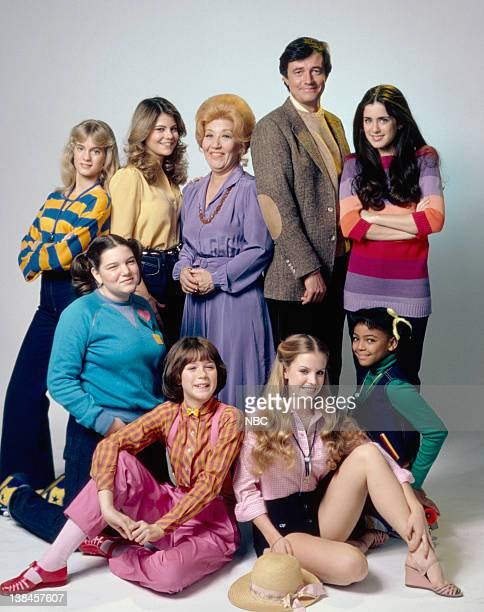 Julie Anne Haddock as Cindy Webster Lisa Whelchel as Blair Warner Charlotte Rae as Mrs Edna Ann Garrett John Lawlor as Headmaster Steven Bradley...