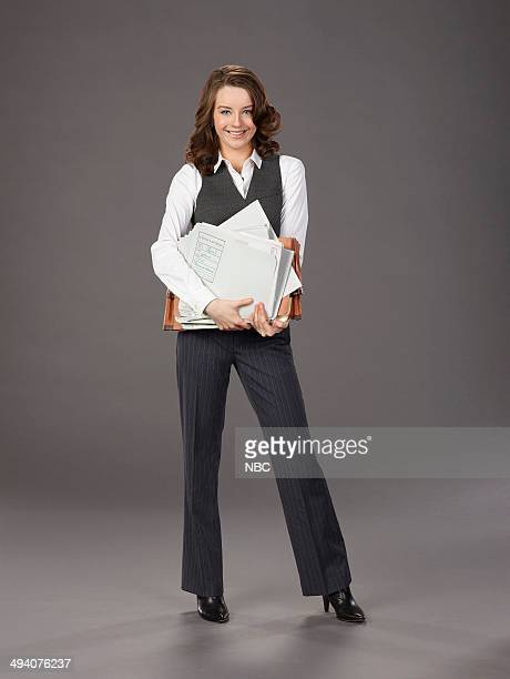 1 Pictured Kacey Rohl as Jenna Engel