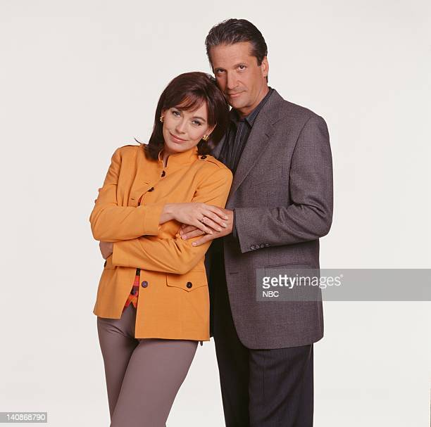 Season 1 -- Pictured: Lesley-Anne Down as Olivia Richards, Sam Behrens as Gregory Richards -- Photo by: Chris Haston/NBCU Photo Bank