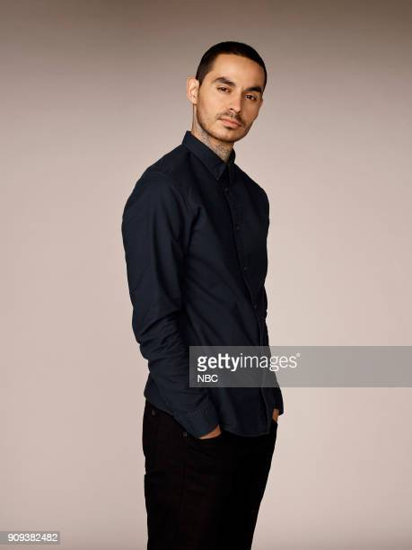 1 Pictured Manny Montana as Rio