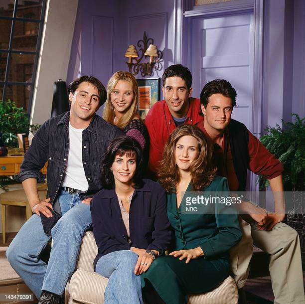 Matt LeBlanc as Joey Tribbiani Lisa Kudrow as Phoebe Buffay David Schwimmer as Ross Geller Matthew Perry as Chandler Bing Courteney Cox as Monica...