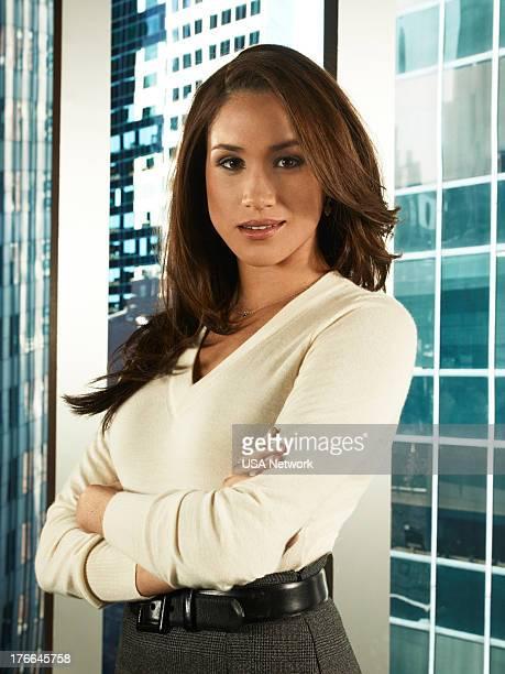Season 1 -- Pictured: Meghan Markle as Rachel Zane --