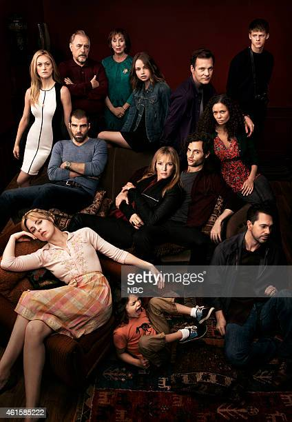 1 Pictured Melissa George as Rosie Marin Ireland as Sandi Brian Cox as Manolis Zachary Quinto as Harry Maria Tucci as Koula Makenzie Leigh as Connie...