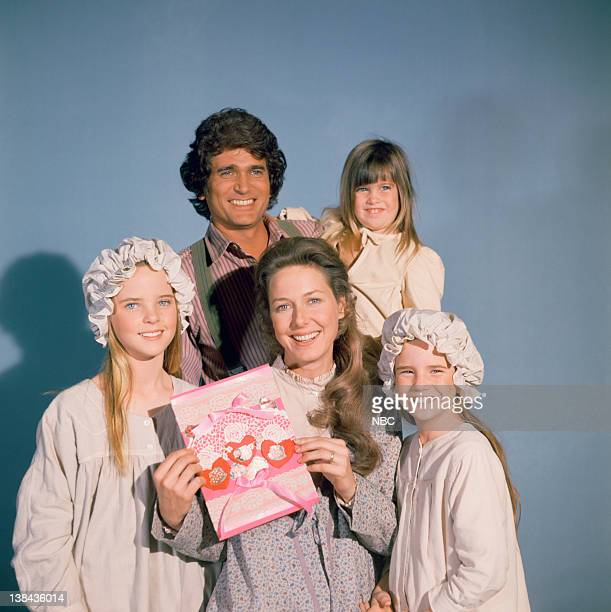 Melisssa Sue Anderson as Mary Ingalls Kendall Michael Landon as Charles Philip Ingalls Lindsay or Sydney Greenbush as Carrie Ingalls Melissa Gilbert...