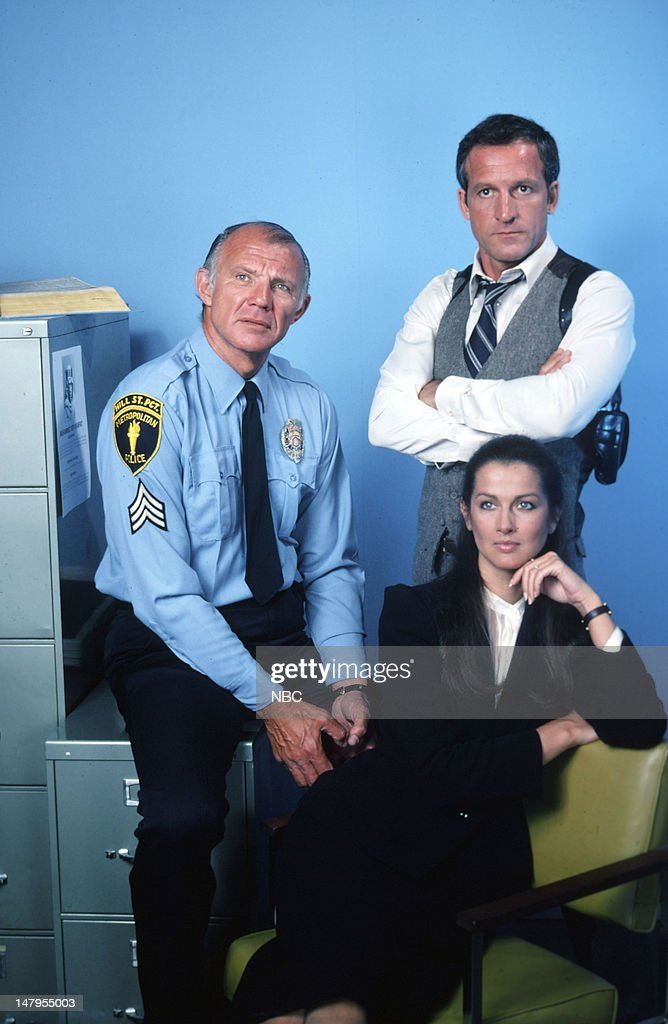 Michael Conrad as Sgt  Phil Esterhaus, Veronica Hamel as