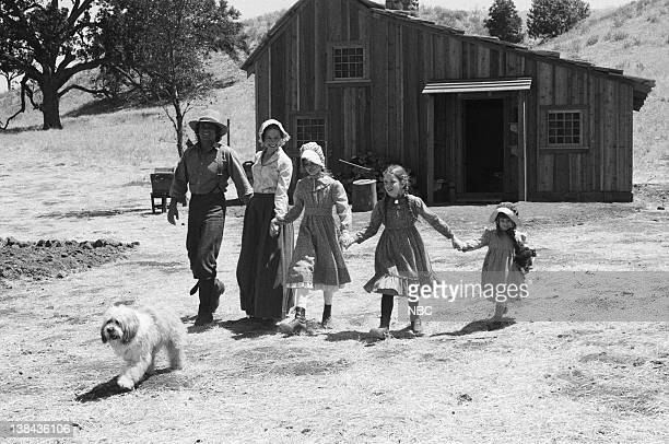Michael Landon as Charles Philip Ingalls Karen Grassle as Caroline Quiner Holbrook Ingalls Melisssa Sue Anderson as Mary Ingalls Kendall Melissa...
