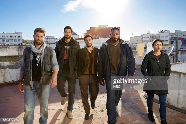 Mike Vogel as Captain Adam Dalton Noah Mills as Sergeant Joseph 'McG' McGuire Hadi Tabbal as Agent Amir AlRaisani Demetrius Grosse as CPO Ezekiel...