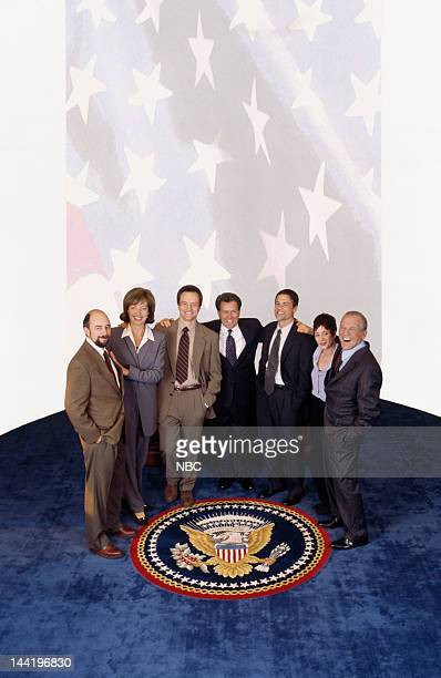 Richard Schiff as Toby ZieglerAllison Janney as Claudia Jean 'CJ' Cregg Bradley Whitford as Josh Lyman Martin Sheen as President Josiah Jed Bartlet...
