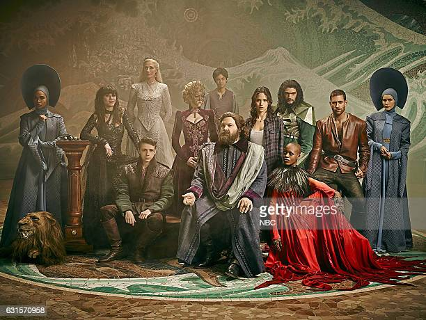 1 Pictured Roxy Sternberg as Elizabeth Ana Ularu as West Gerran Howell as Jack Joely Richardson as Glinda/North Stefanie Martini as Lady Ev Jordan...