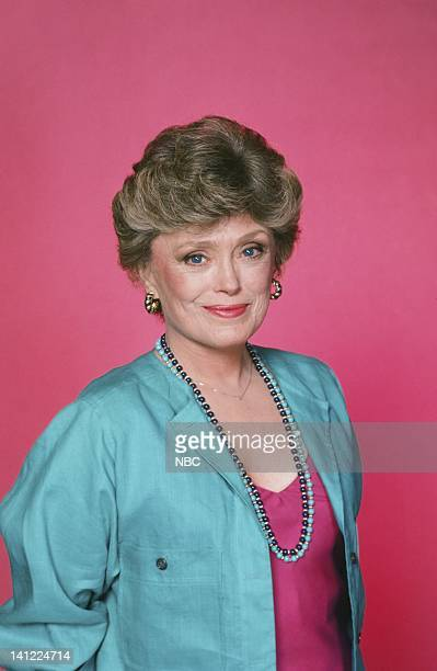 Season 1 -- Pictured: Rue McClanahan as Blanche Devereaux-- Photo by: Herb Ball/NBCU Photo Bank