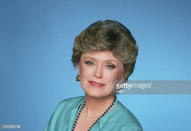 Rue McClanahan as Blanche Devereaux Photo by Herb Ball/NBCU Photo Bank