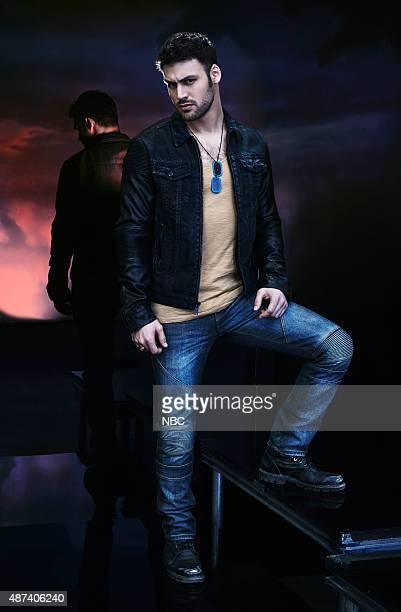 1 Pictured Ryan Guzman as Carlos