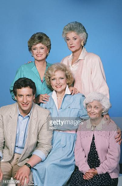 Scott Jacoby as Michael Zbornak Rue McClanahan as Blanche Devereaux Betty White as Rose Nylund Bea Arthur as Dorothy Petrillo Zbornak Estelle Getty...
