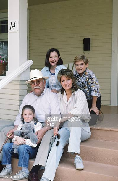 Shannen Doherty as Kris Witherspoon Chad Allen as David Witherspoon Deidre Hall as Jessica 'Jessie' Witherspoon Keri Houlihan as Molly Witherspoon...