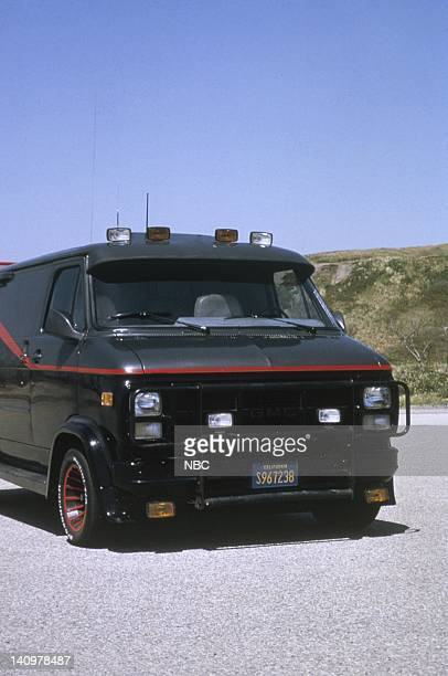 The ATeam Van Photo by Ron Tom/NBCU Photo Bank