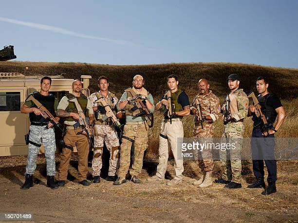 1 Pictured Tom Stroup Andrew McLaren Brent Gleeson Grady Powell Talon Smith Dale Comstock Chris Kyle JW Cortes