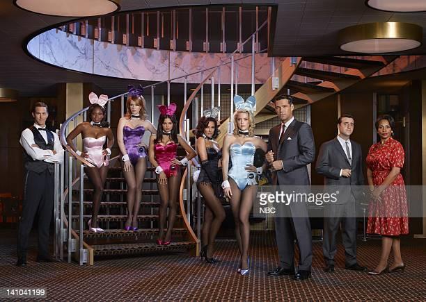 Wes Ramsey as Max Naturi Naughton as Brenda Leah Renee as Alice Jenna Dewan as Janie Laura Benanti as CarolLynne Amber Heard as Maureen Eddie Cibrian...