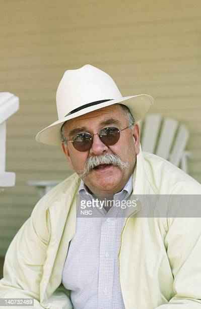Wilford Brimley as Gus Witherspoon Photo by Frank Carroll/NBC/NBCU Photo Bank