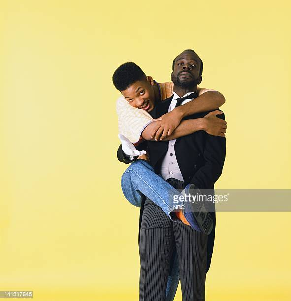 Will Smith as William 'Will' Smith Joseph Marcell as Geoffrey Photo by Chris Cuffaio/NBCU Photo Bank