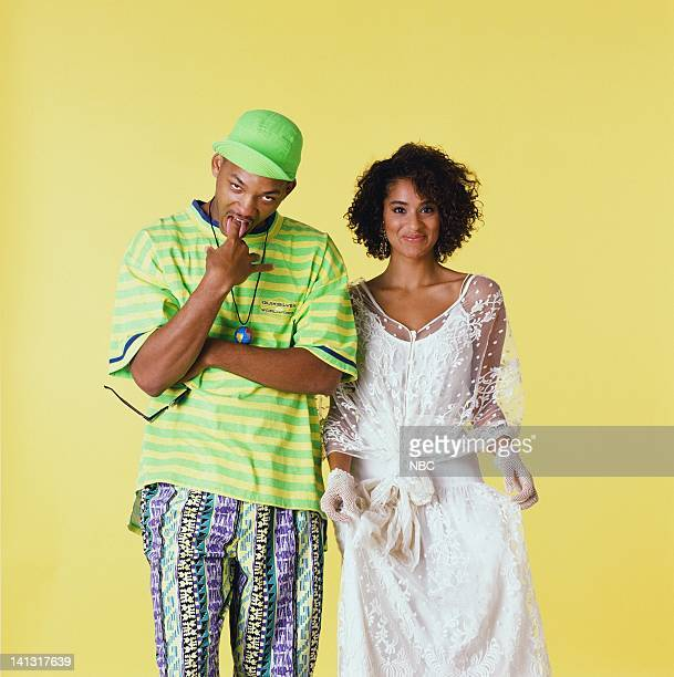 Will Smith as William 'Will' Smith Karyn Parsons as Hilary Banks Photo by Chris Cuffaio/NBCU Photo Bank