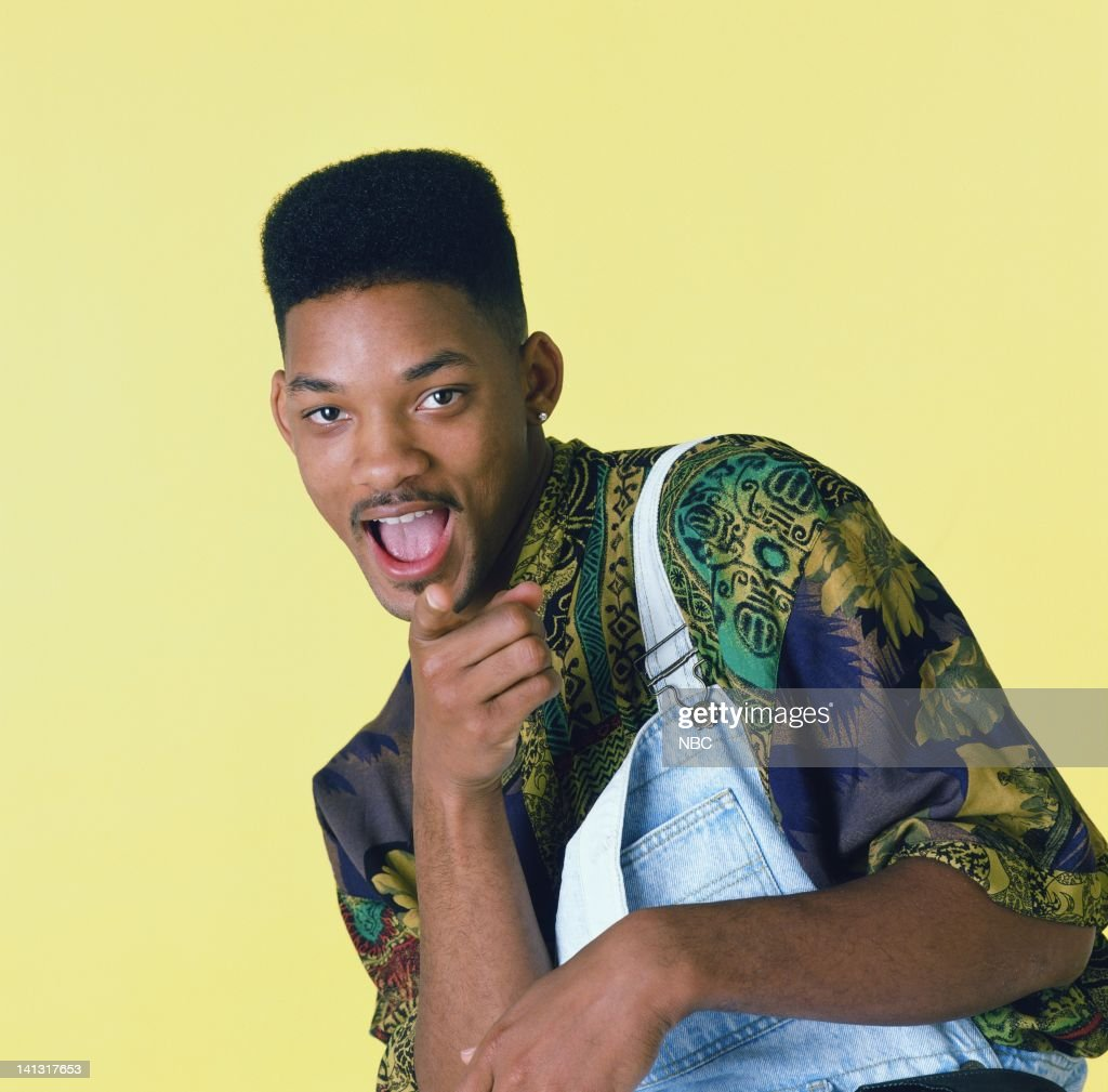 The tall flattop was all the rage in the 1990s, and Will Smith's television series 'The Fresh Prince of Bel-Air' did its small screen best to popularize the look.
